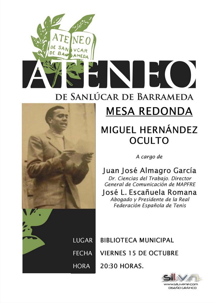 Homenaje a Miguel Hernández - 1